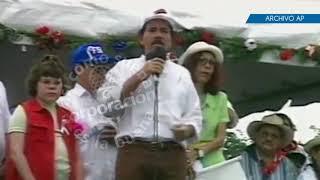 Así hablaba Daniel Ortega del somocismo