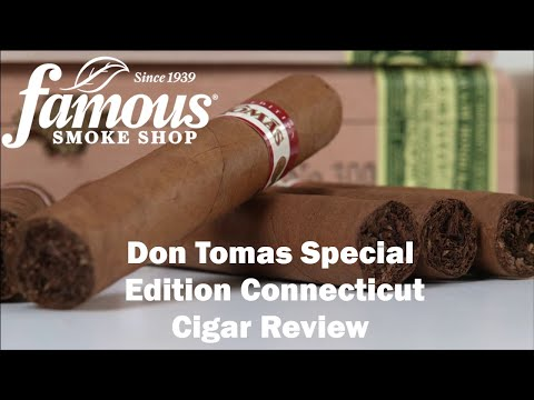 Don Tomas Special Edition Connecticut video
