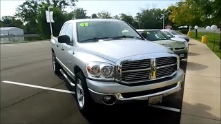2008 Dodge Ram 1500 ST Quad Cab (Big Horn Edition) Start Up, Exhaust and Full Tour