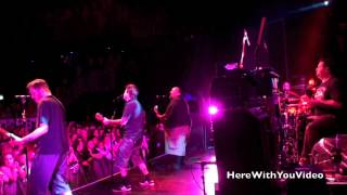 "Bowling for Soup ""Turbulence"" LIVE in U.K. October 26, 2012 (8/18)"