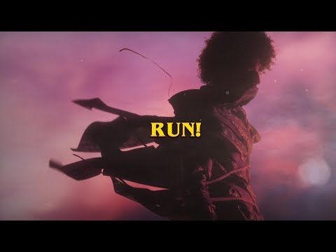 Rilès - RUN! (w/ Mike Dean) (Lyric Video)
