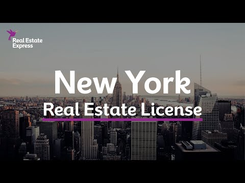 How to Get a New York Real Estate License - YouTube