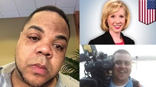 Virginia news shooter 'discriminated' against as gay black man, says racism was motive - TomoNews