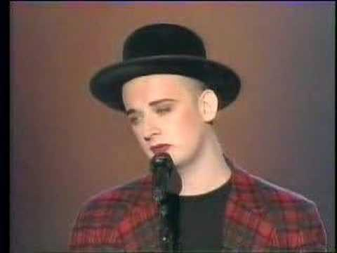 Boy George – Crying Game