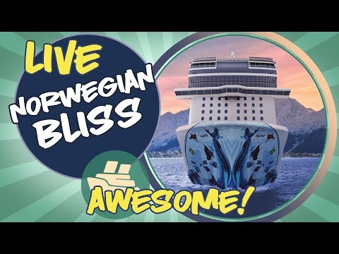 Norwegian Bliss - What We Know - Livestream