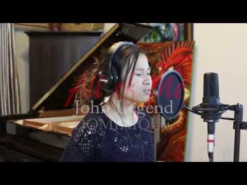 All of Me (John Legend - Cover) DOMINIQUE