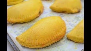 Jamaican Meat Pie   Jamaican Beef Patties   Chef Lola's Kitchen