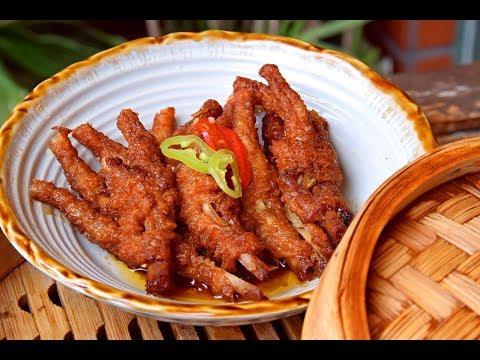 Chicken Feet Dim Sum style – How to Make Authentic Restaurant-style Chicken Feet