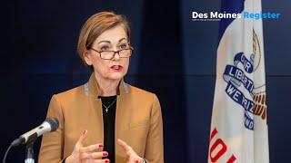 Gov. Kim Reynolds updates Iowans on the COVID-19 outbreak in Iowa (4.1.20)