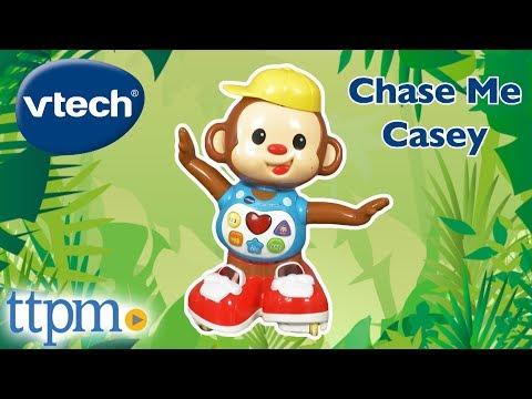 Vtech Chase Me Casey majom kisebb gyerekeknek (D349.) (meghosszabbítva: 3022524020) - Vatera.hu Kép
