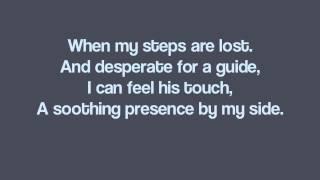 Alone yet not alone Joni Eareckson Tada lyrics