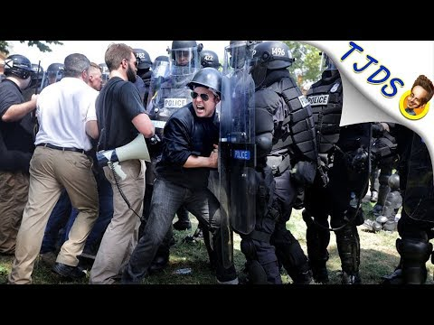 Why Did Police Stand Down In Charlottesville?