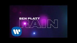 Ben Platt   RAIN [Official Lyric Video]