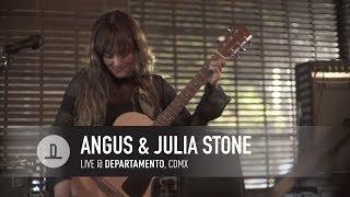 Angus & Julia Stone | Live @ Departamento, CDMX