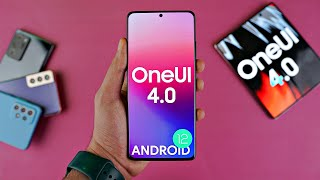 Samsung One UI 4.0 Android 12 - NEW EXPERIENCE!