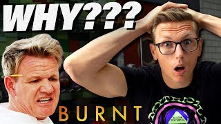 Gordon Ramsay Produced The Worst Food Movie Of All Time