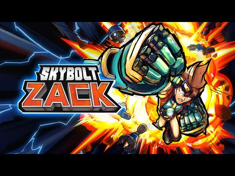 Skybolt Zack - Launch Trailer - Out Now! thumbnail