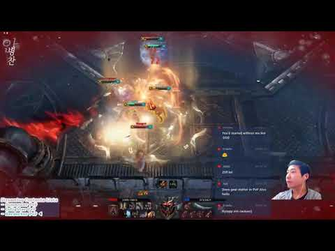 My First time Lost Ark Berserker PvP Play (Really) /ABC's Lost Ark