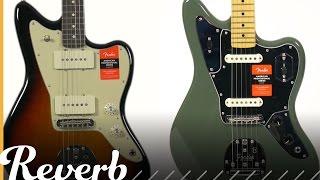 Fender American Professional Series: Jaguar & Jazzmaster | NAMM 2017