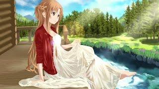 1 Hour Sword Art Online Soundtrack - Beautiful & Emotional Anime Music