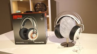 [UHD] The SteelSeries Siberia Elite Prism Gaming Headset Reviewed
