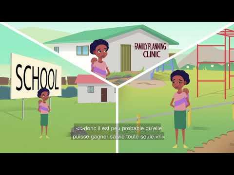Épisode 1: Mettre fin aux mariages d'enfants : comment la loi peut-elle aider?