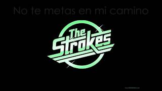 The Strokes - Vision of Division (Sub. Español)