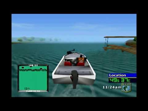 BASSMASTERS 2000 (Nintendo 64) Gameplay Part 1