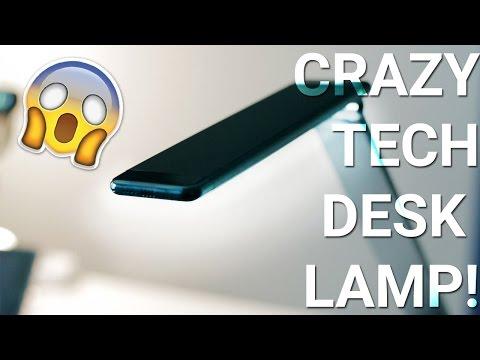 MoKo Dimmable LED Desk Lamp Review