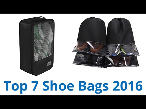 7 Best Shoe Bags 2016