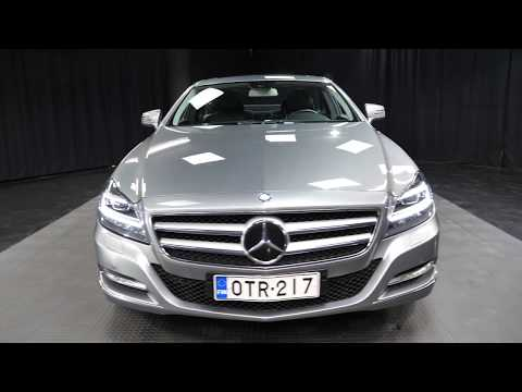 Mercedes-Benz CLS 350 CDI BE 4Matic Premium Business A, Coupe, Automaatti, Diesel, Neliveto, OTR-217
