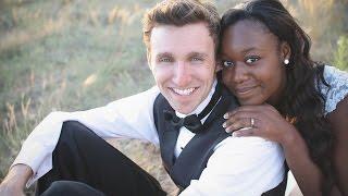 Interracial Wedding (Belinca + David)