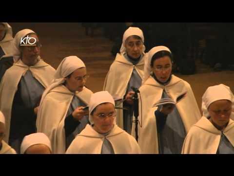 Vêpres et Eucharistie du 24 octobre 2015