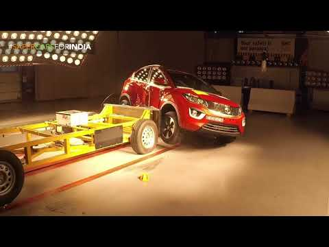 Global NCAP's First Five Star Car In India: The Tata Nexon