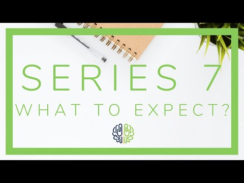 Basic Wisdom Podcast Ep. 2 - What to expect on the Series 7 exam ...