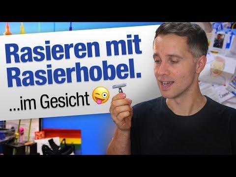 Rasieren mit Rasierhobel | jungsfragen.de