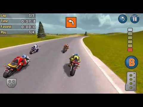 Motorcycle Challenge Video