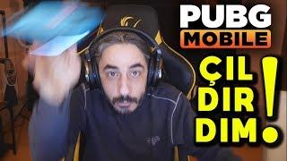 ÇILDIRDIM !!! - PUBG Mobile