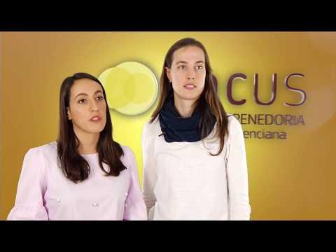 Ana Martínez y Anna Fabrés de Inverge Studios, en #FocusPyme L'Alacantí[;;;][;;;]