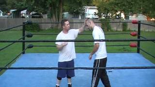 Punches - How to do Pro Wrestling Punches & Strikes