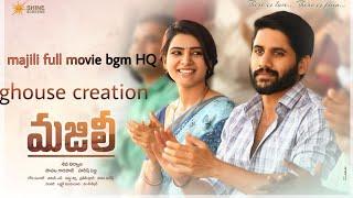 Majili- full movie bgm 2019| Shiva nirvana | samantha cheythu | gopi sundar ss thaman | ghouse creat