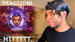 Chris Brown   Heat (Audio) Ft. Gunna   REACTION