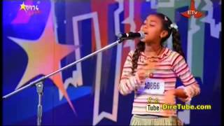 Balageru Idol - Rebika Yeshetela from Addis Ababa