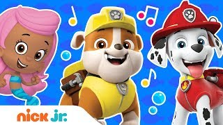 'Little Molly Foo Foo' Sing Along! 🎵 Favorite Nursery Rhymes | Nick Jr.