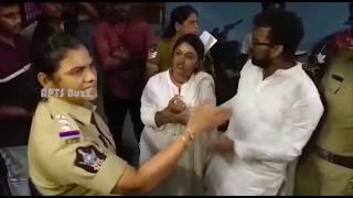 Must Watch : Janasena Local Leader Lady Police Officer Vulgar Conversation | Pawan Kalyan |APTS Buzz