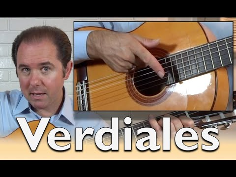 How to Play Verdiales (7 Strumming/Rasgueo Exercises)