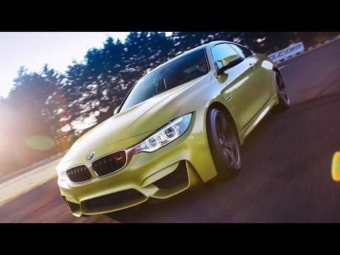 BMW M4 coupé 2'15 a prueba
