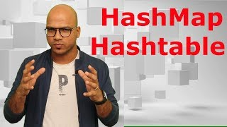 14.11 HashMap and HashTable in Java