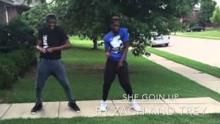 Chris Brown & Tyga - She Goin Up (Dance)