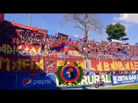 """""""LA BANDA DEL ROJO-MUNICIPAL"""" Barra: La Banda del Rojo • Club: Municipal"""